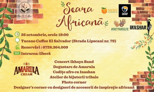 seara africana tea&coffee festival