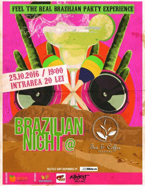 seara braziliana tea&coffee festival
