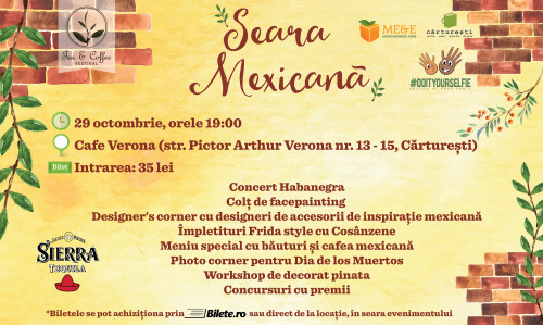 Seara mexicana tea&coffee festival